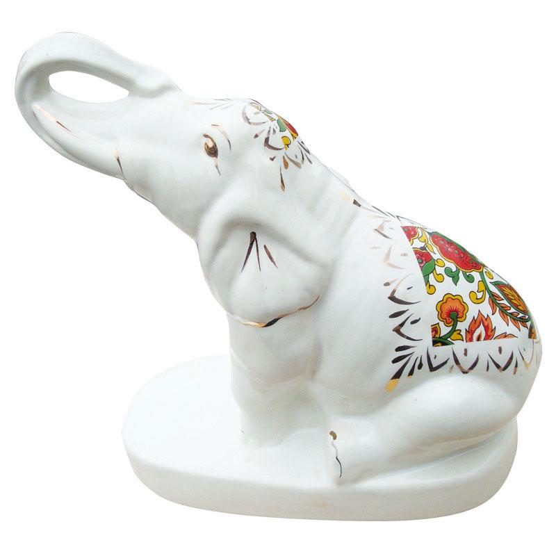Слон индийский белый Aroma Inter Аромалампи під свічку 107.00 грн 5a64698c6d22f